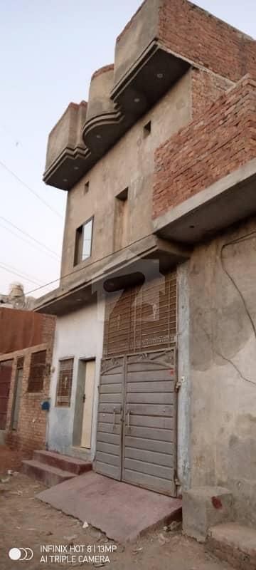 نیاز ٹاؤن ملتان میں 3 کمروں کا 4 مرلہ مکان 44 لاکھ میں برائے فروخت۔
