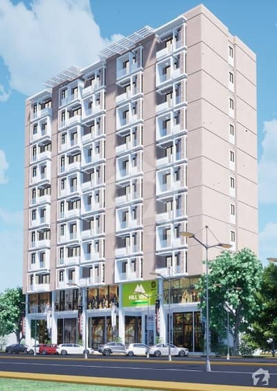 2 Bed Luxury Appartment Is Available On Booking In Zameen Heights