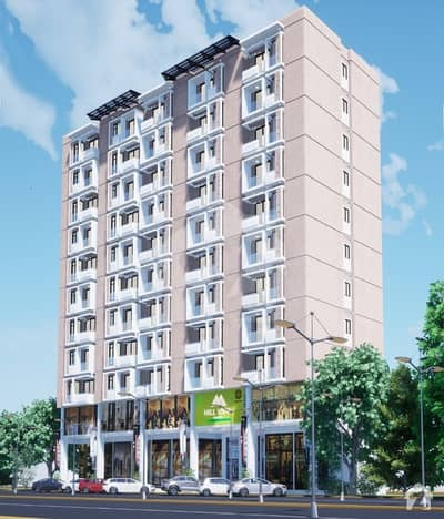 1 Bed Luxury Appartment Is Available On Booking In Zameen Heights