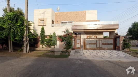 12.70 Marla Corner House For Sale In J Block Of Valencia Housing Society Lahore
