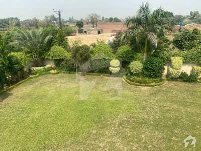 4 Kanal Farmhouse For Sale On Bedian Road