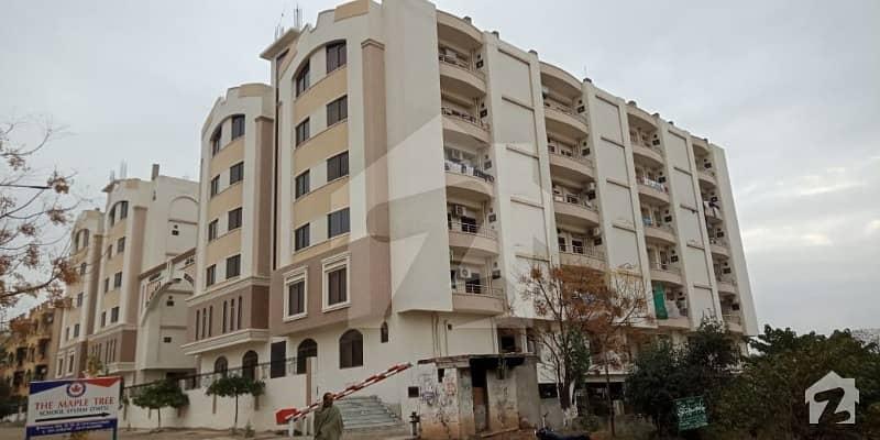اسلام آباد ہائٹس جی ۔ 15/4 جی ۔ 15 اسلام آباد میں 3 کمروں کا 9 مرلہ فلیٹ 1.2 کروڑ میں برائے فروخت۔