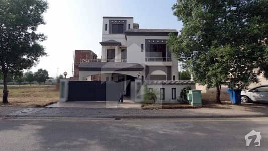 10 Marla Brand New House For Sale In Overseas B Of Bahria Town Lahore