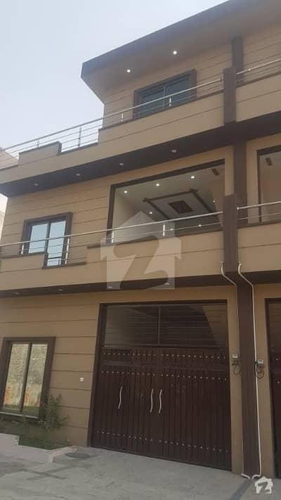 5 marla duble story house