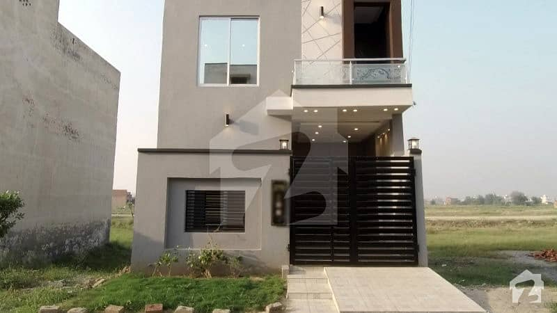 3 Marla Brand New House For Sale In Bismillah Housing Scheme Lahore