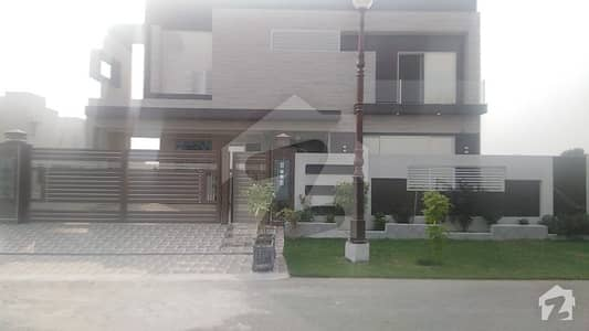 1 Kanal Luxury House For Sale In Lake City Sector M3 Lahore