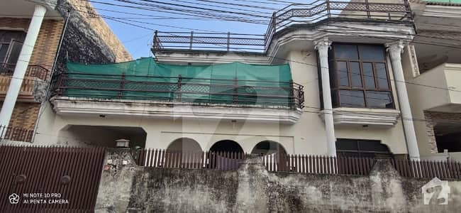 10 Marla House For Sale At Ideal Location