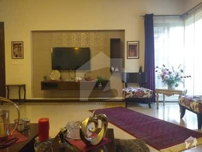 1 Kanal Fully Furnished Slightly Used  House For Sale On Prime Location