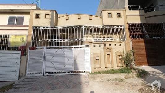 Single Storey House Sized 4 Marla in Ghauri Town Phase 4a Islamabad