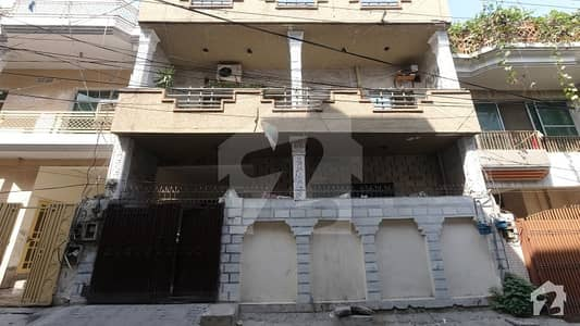 5-Marla House With Excellent Architecture Is Available For Sale In Khayaban-E-Sir Syed Rawalpindi