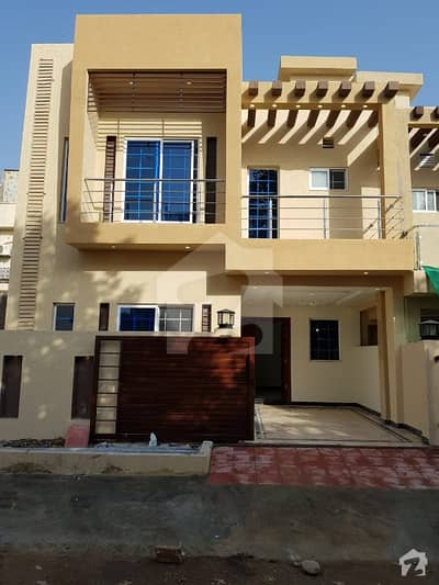 5 Marla Newly Constructed Brand New House Available For Sale In Ali Block