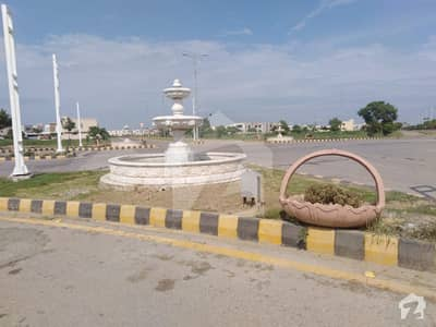 4 Marla Commercial Plot For Sale In State Life Housing Society Block G