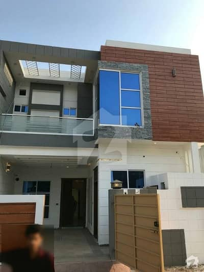 6 Marla Double Storey luxurious Brand New Beautiful Interior design House for Sale