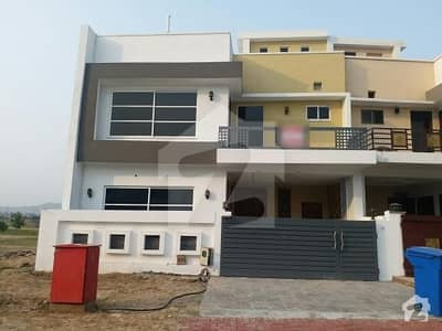 5 Marla New Built House For Sale In Sector B1 Bahria Enclave Islamabad Well Built Scenic Solid Land