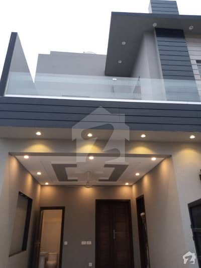 5 Marla Brand New Luxury House For Sale Ideal Location Near Market Park Masjid Banks School