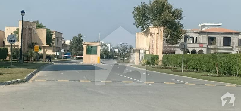 1 Kanal Residential Plot (Good Location) Block M2 for sale on Cheap Price