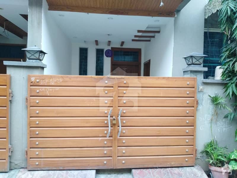 3.5 Marla House For Sale In Harbanspura Road