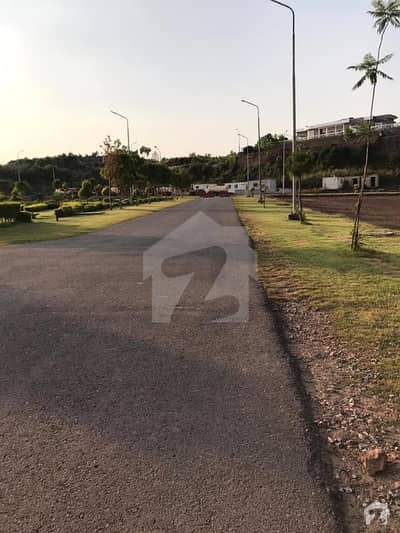 Plot File Is Available For Sale In Park View City H Block
