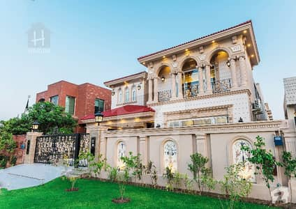 10 Marla Modern House Available For Sale In Dha Phase 8