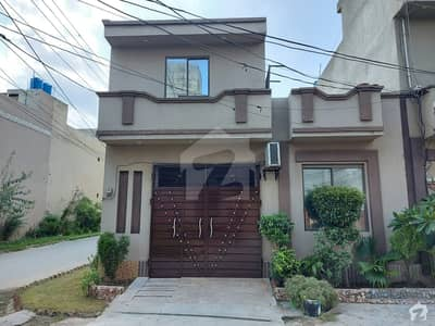 4 Marla House Available For Sale In Lalazaar Garden