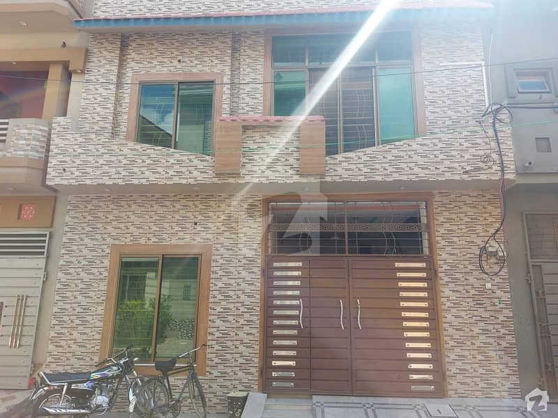 3 Marla House Available For Sale In Lalazaar Garden