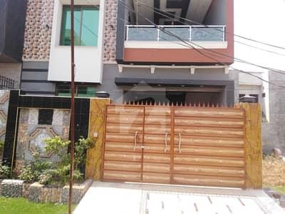 Stunning 6.5 Marla House In Al Rehman Garden Available