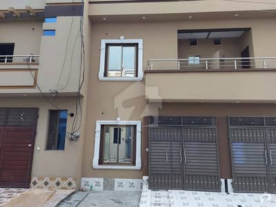 3 Marla House Is Available For Sale In Lalazaar Garden