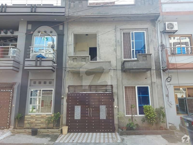 In Lalazaar Garden House Sized 3 Marla For Sale