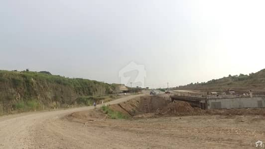 Marigold 8 Marla Transferable Plot File For Sale Dha Valley Islamabad All Dues Clear