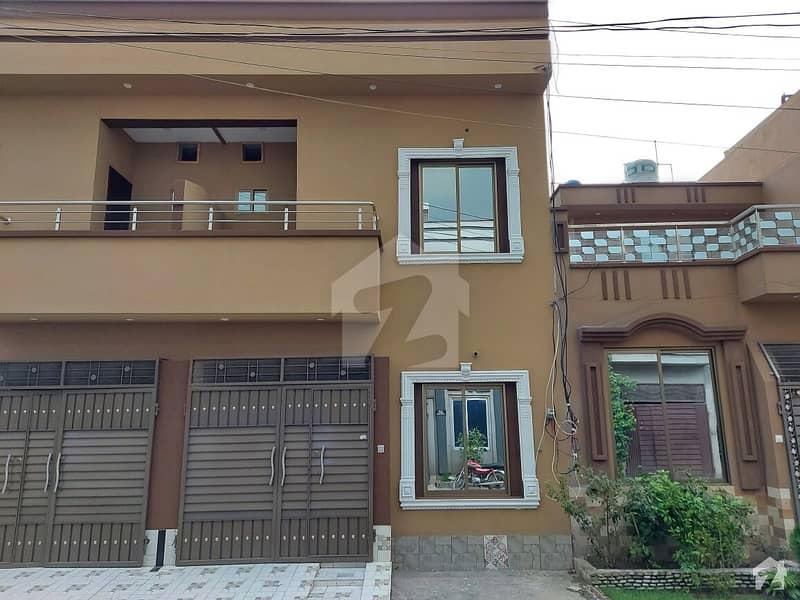 3 Marla House Is Available In Lalazaar Garden
