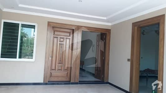 8 Marla Double Unit House For Sale In CBR Town Islambad