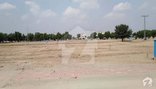 Ready To Build Very Good Location Plot For Sale In Jinnah Block