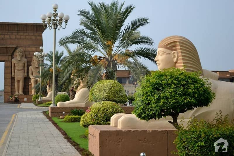 10 Marla Plot Sale For Sale In Overseas B Block Bahria Town Lahore