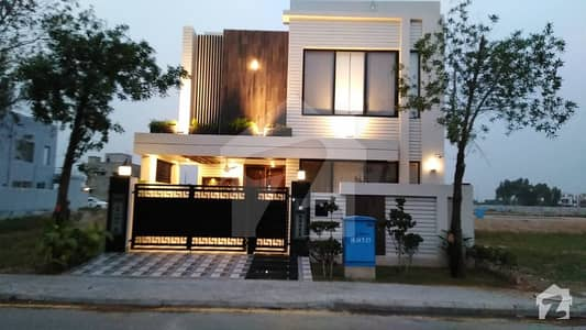 8 Marla Brand New Double Storey Fully Furnished Designer House For Sale In C Block Of Bahria Orchard Lahore