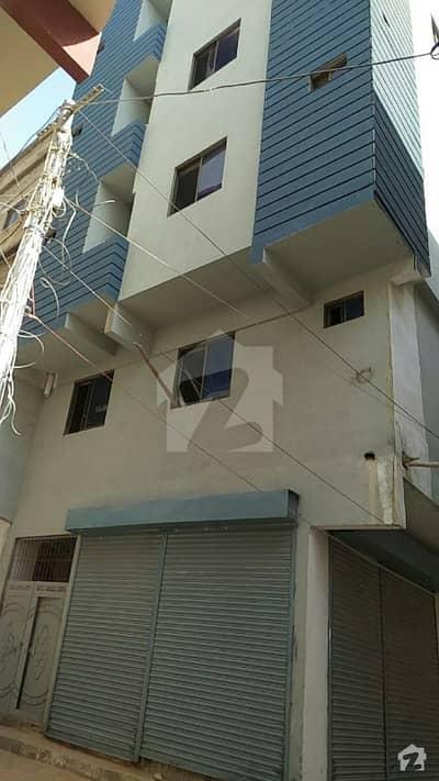 گوليمار کراچی میں 2 کمروں کا 2 مرلہ بالائی پورشن 30 لاکھ میں برائے فروخت۔