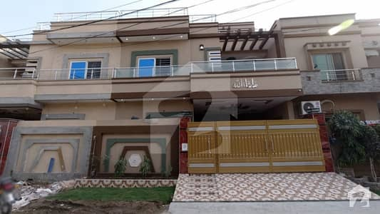 8 Marla House For Sale In A Block Of Military Accounts Society Lahore