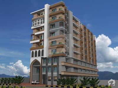 ڈینز ٹاورز چارسدہ روڈ پشاور میں 1 کمرے کا 3 مرلہ فلیٹ 31.51 لاکھ میں برائے فروخت۔