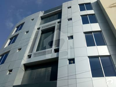 4 Floors Commercial Building Available For Sale In DHA Phase 2 Extension