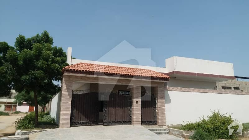 Brand New Single Storey Luxury House For Sale 431 Sq Yd Surjani Town 4C