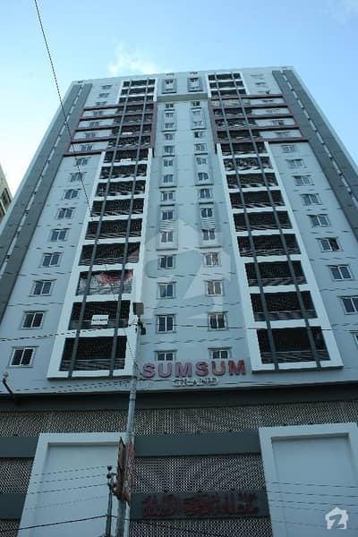 Flat Of 2600  Square Feet In Khalid Bin Walid Road For Rent