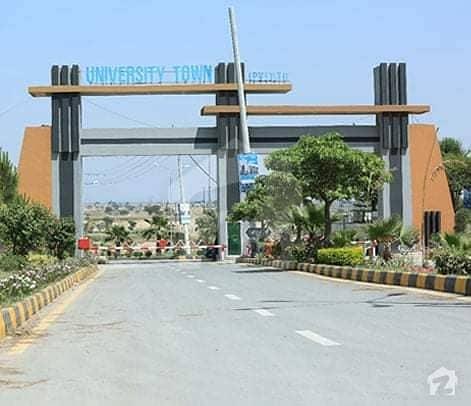 10 Marla Plot available Block C Prime Location University Town Islamabad