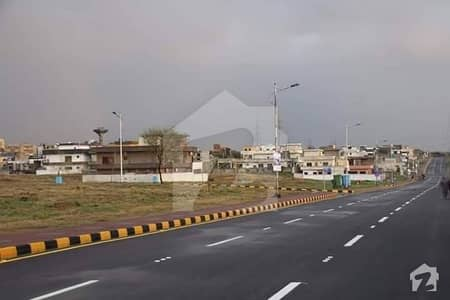 Plot Available For Sale E Blocl Size 1kanal In Multi Gardens B17 Islamabad