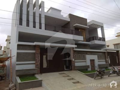 400 Yards Super Stylish New Double Story House Block 3 Saadi Town