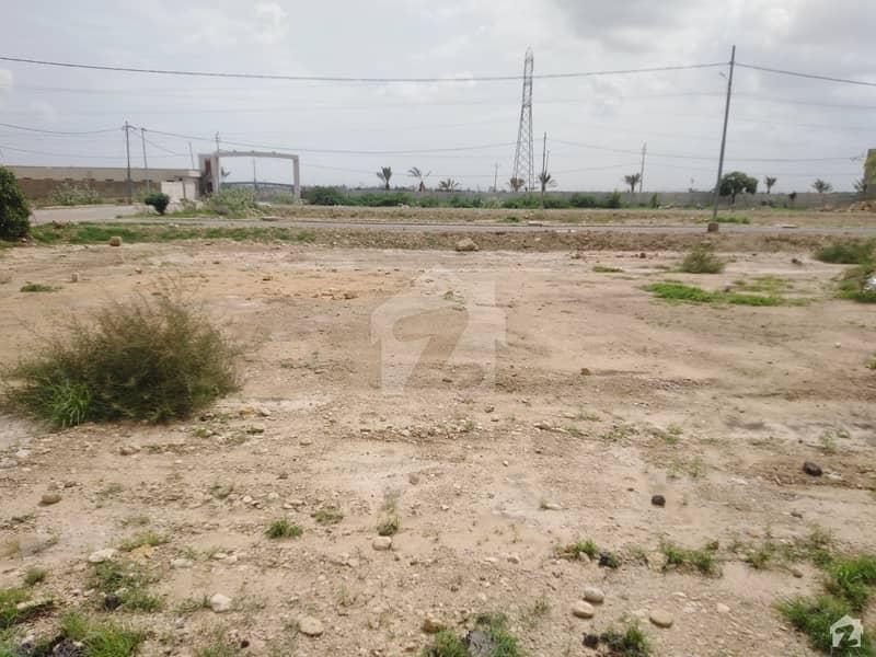 پنجابی سوداگر سوسائٹی فیز 2 سکیم 33 - سیکٹر 50 سکیم 33 کراچی میں 5 مرلہ رہائشی پلاٹ 81 لاکھ میں برائے فروخت۔