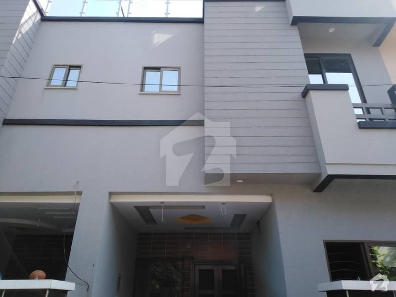 3.25 Marla House In Harbanspura Road For Sale At Good Location