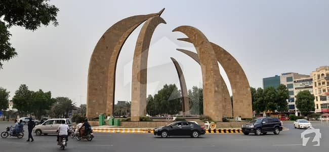 10 Marla Plot For Sale In Overseas B Extension Block  Bahria Town Lahore