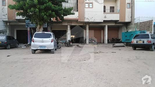 Road Facing Shop For Sale In Latifabad No 9 Hyderabad