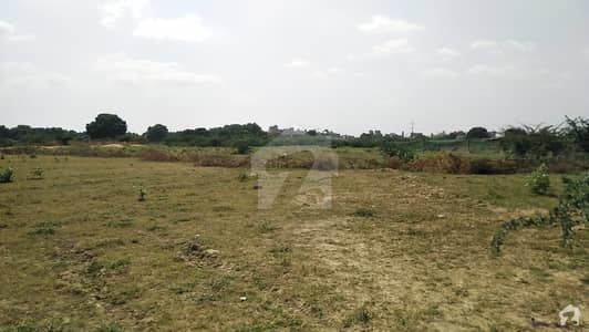 27 Acre Residential Plot For Sale In Memon Goth - Bin Qasim Town