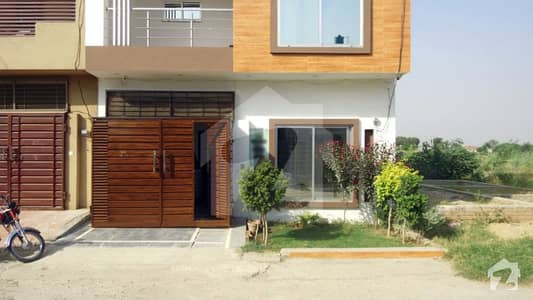 3 Marla Triple Storey Fully Furnished House For Sale In Formanites Housing Scheme Lahore