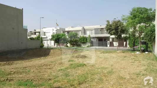 10 Marla Residential Plot For Sale In L Block Of DHA Phase 5 Lahore